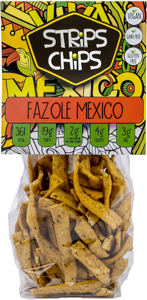 Strips chips - Fazole Mexico